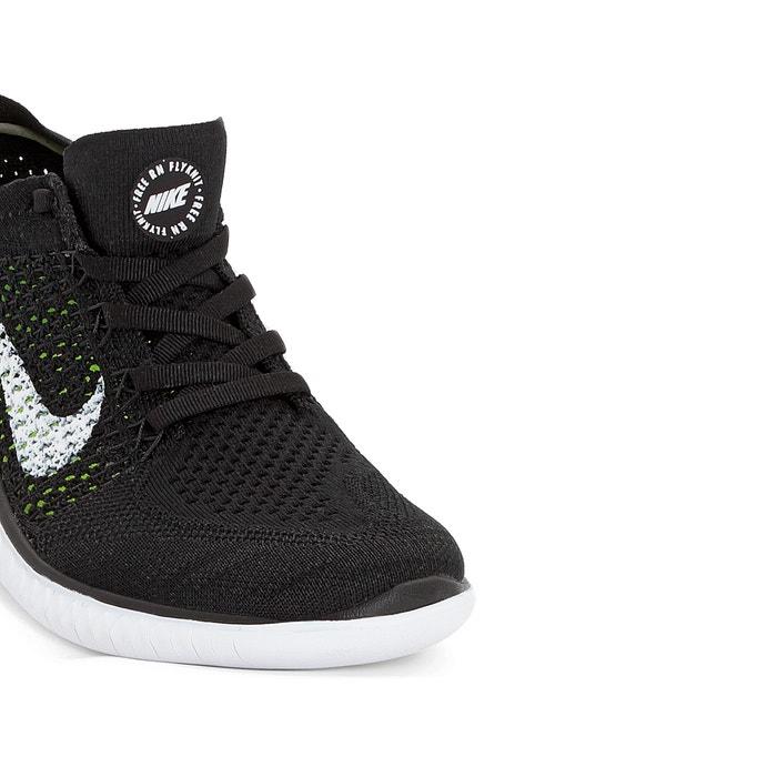 Zapatillas de running free rn flyknit 2018 negro Nike | La