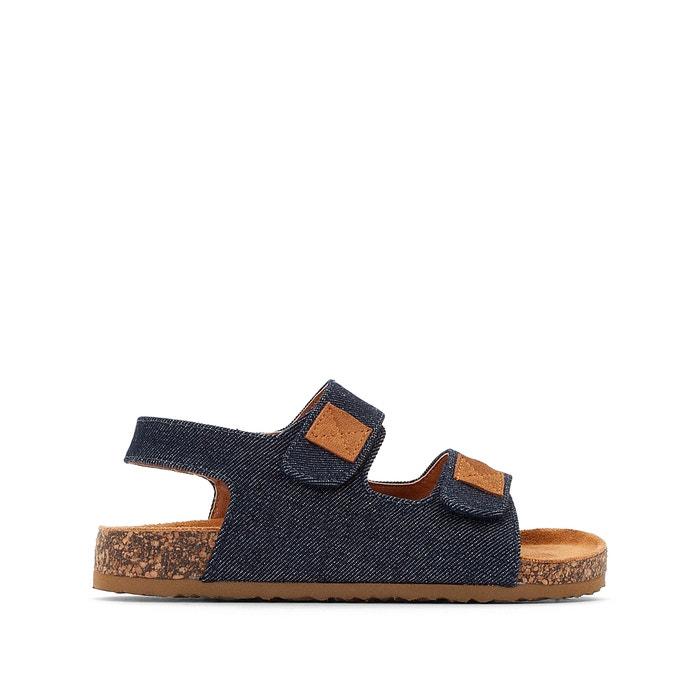Sandálias rasas em tecido, Bijea, do 26 ao 40