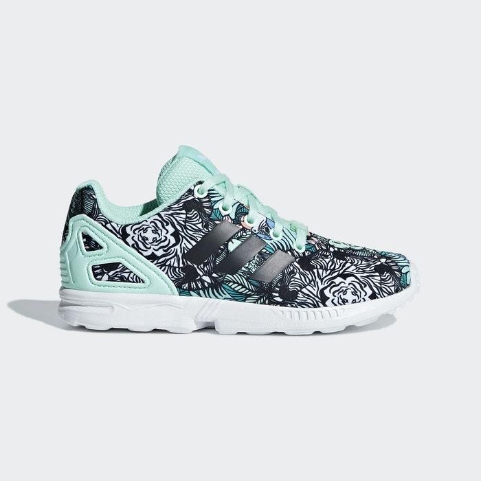 Chaussure zx flux vert Adidas Originals | La Redoute