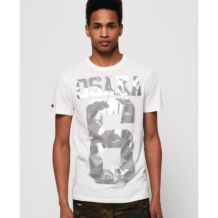 T shirt léger monochrome osaka Superdry | La Redoute
