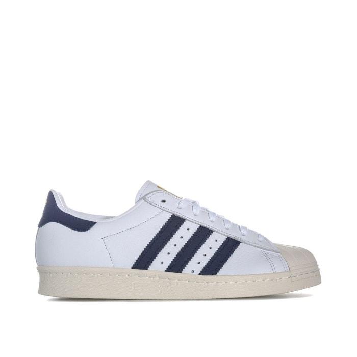adidas Superstar 80s, Sneakers Basses Homme, Blanc (Footwear