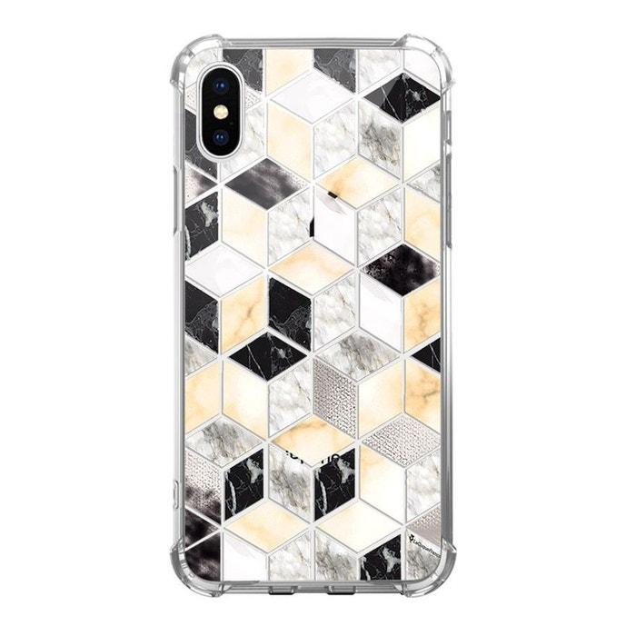 Coque iphone xs max silicone anti-choc souple avec angles ...