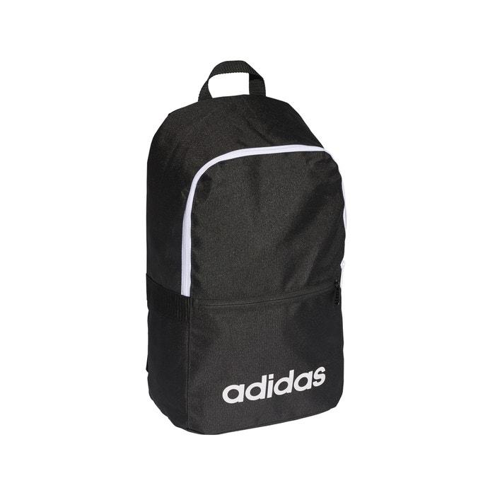 Mochila linear classic daily preto Adidas Performance   La