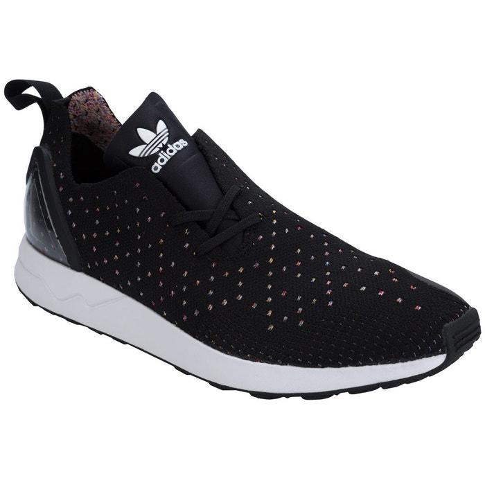 Chaussure zx flux adv asymmetrical primeknit noir Adidas
