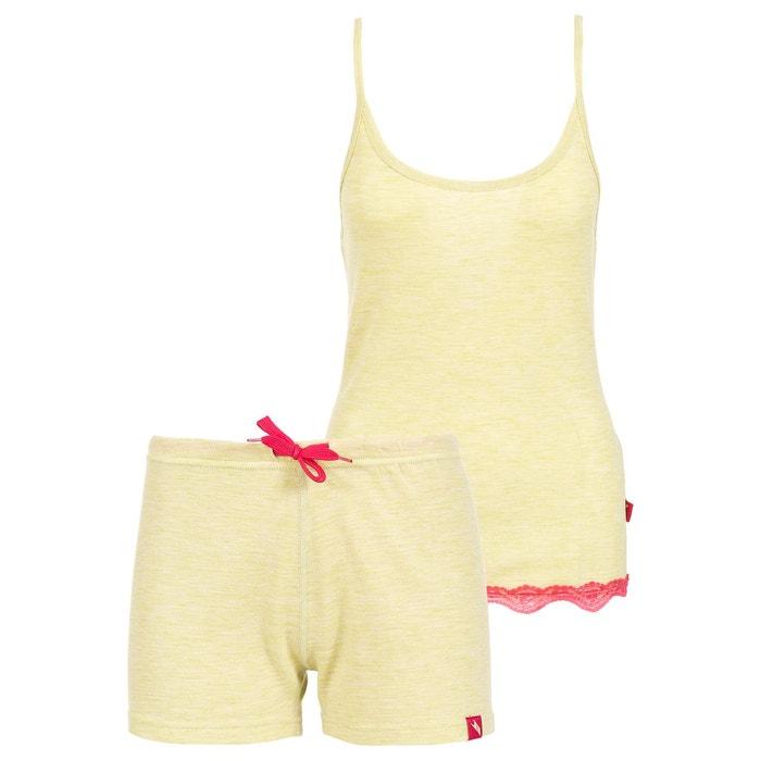 design de qualité ae607 9e40c Sashay ensemble sous-vêtements en laine mérinos femme ...