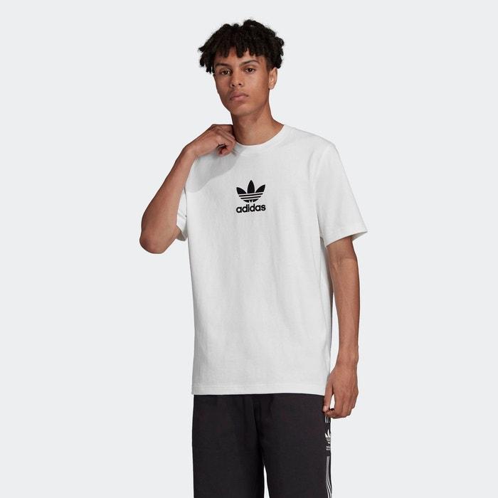 T shirt premium blanc Adidas Originals   La Redoute