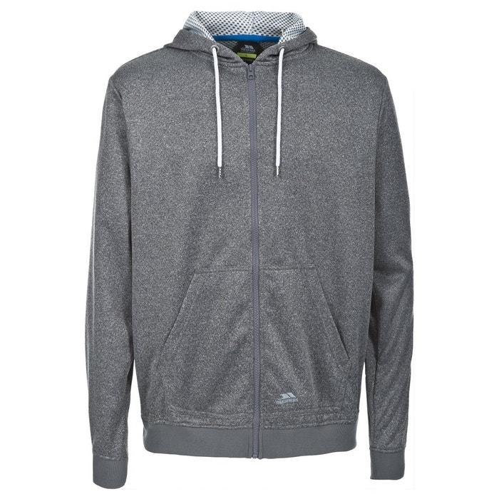 Goodman veste polaire homme gris Trespass | La Redoute