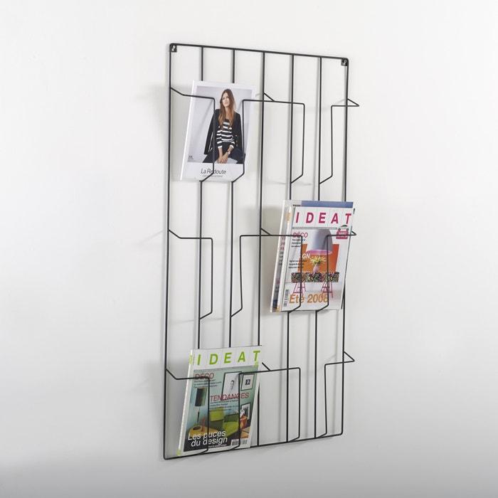 Niouz Wall Mounted Magazine Rack