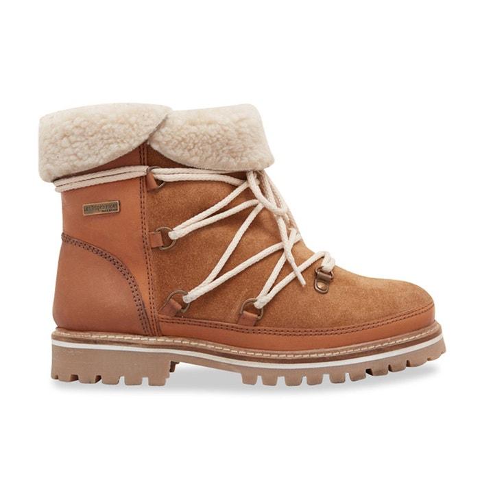 dernière conception très convoité gamme de top design Boots fourrées Mélissa