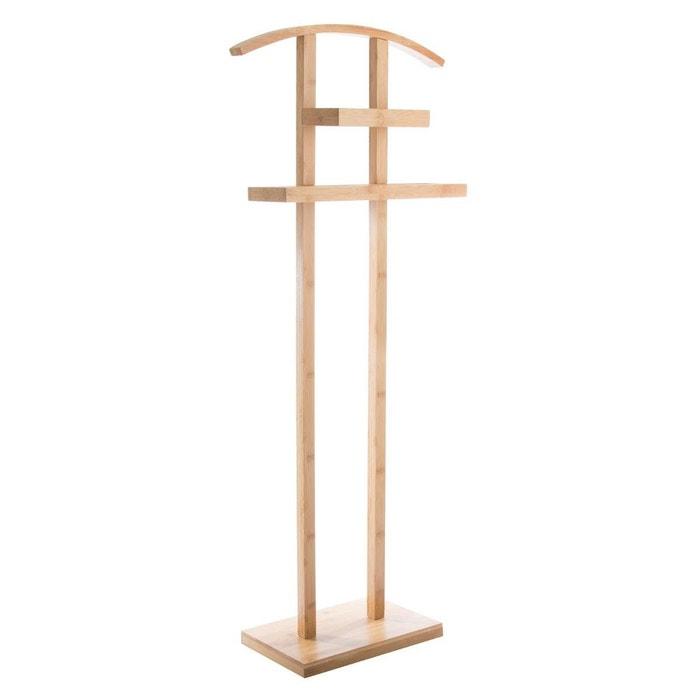 Valet de chambre en bambou