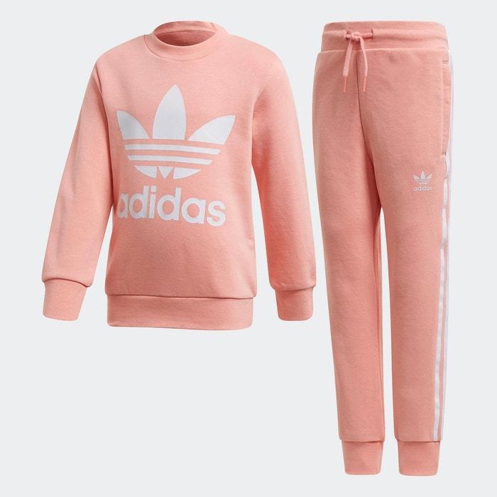 adidas ensemble rose femme
