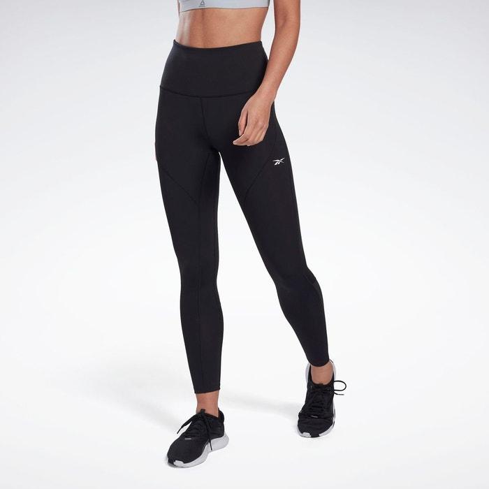 Legging taille haute reebok lux perform noir Reebok Sport