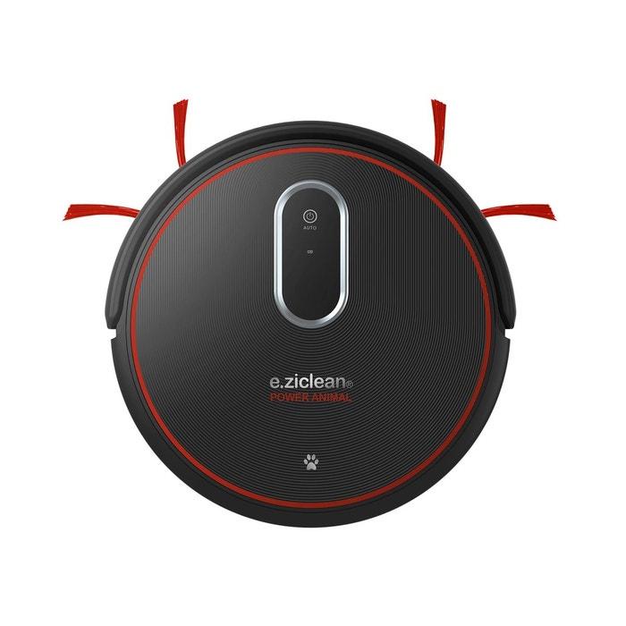 Aspirateur robot power animal noir, rouge Eziclean | La Redoute