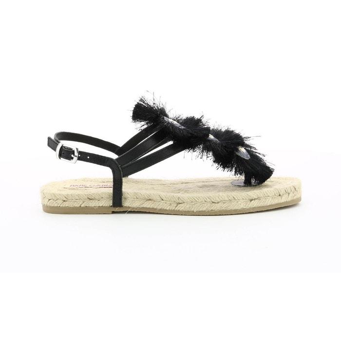 Sandale femme caline noir Pare Gabia | La Redoute