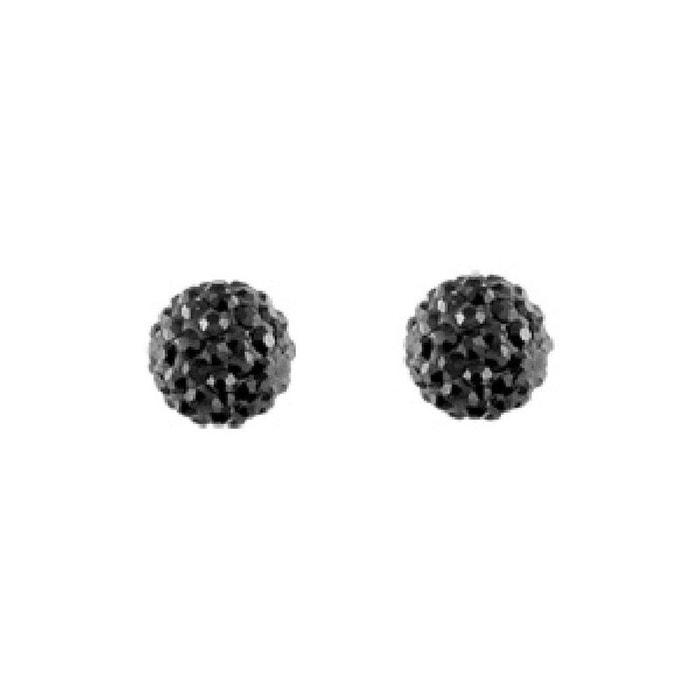 rechercher le dernier nouvelle qualité prix abordable Boucles d'oreilles Boule 8 mm Argent 925