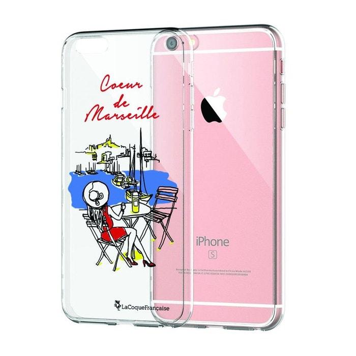 coque iphone 4 silicone marseiller