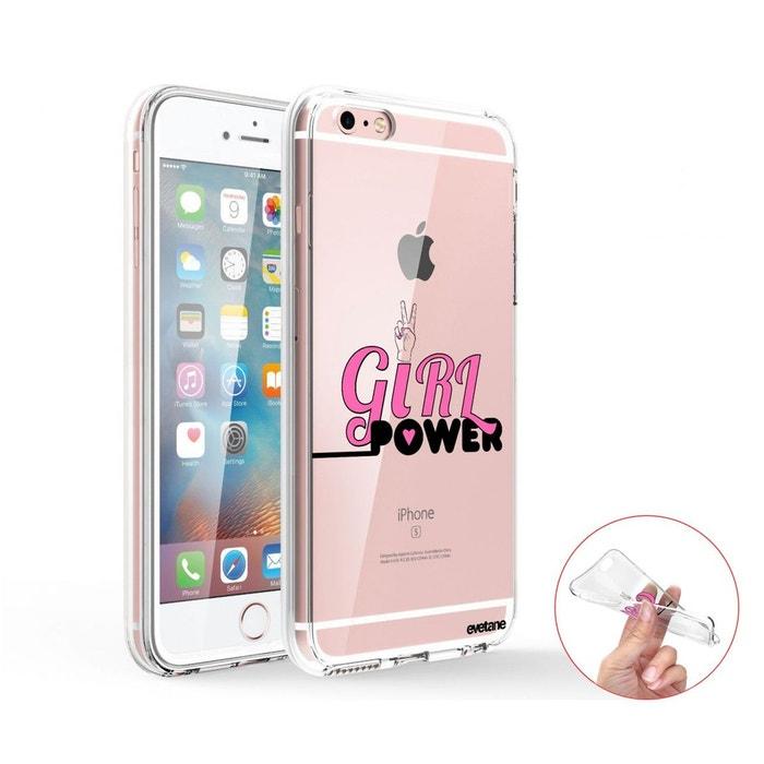 coque iphone 6 girl power