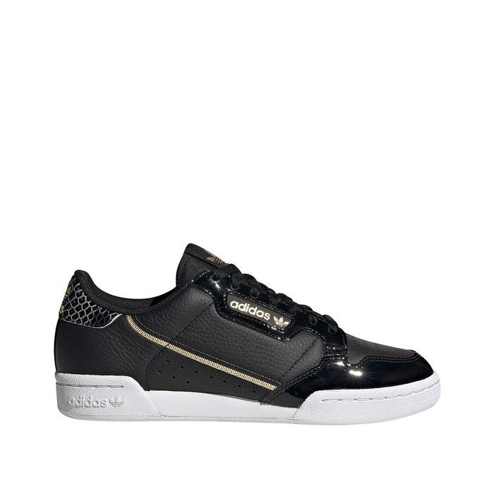 Baskets continental 80 noir Adidas Originals   La Redoute
