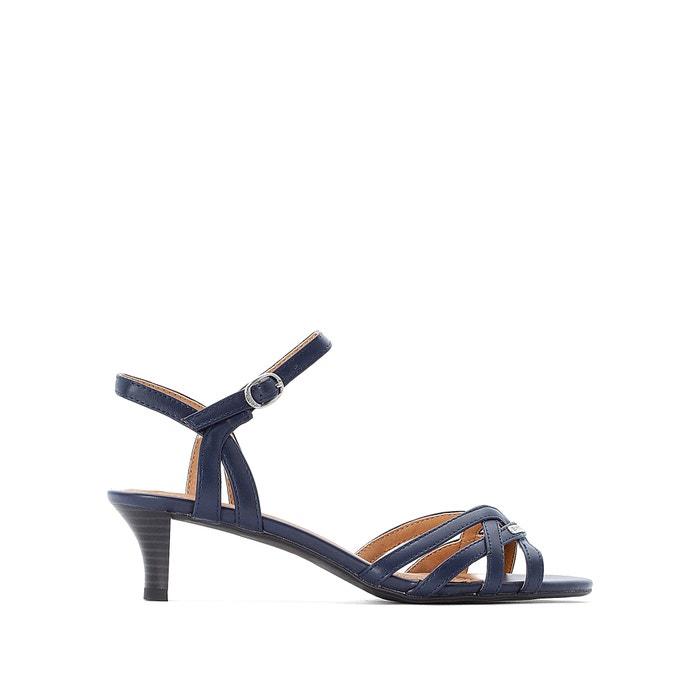 echt kaufen 60% Freigabe Großbritannien Birkin sandals , navy blue, Esprit | La Redoute