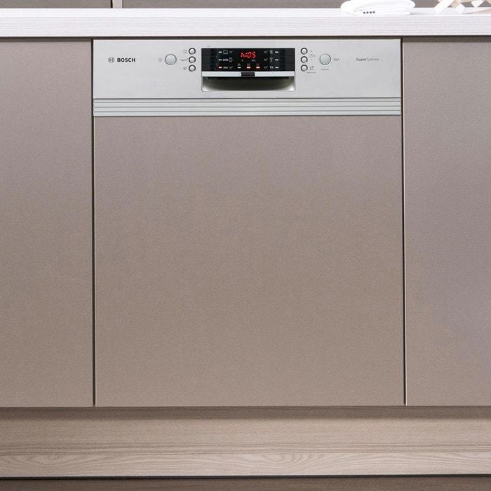 acheter en ligne 188e2 67078 Lave vaisselle encastrable smi46as04e inox Bosch | La Redoute