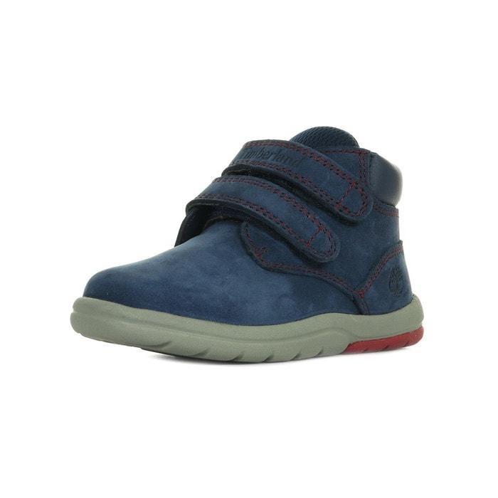 Boots toddle tracks h&l bleu marinerouge Timberland | La