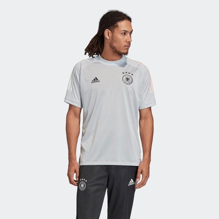 Maillot d'entraînement allemagne gris Adidas Performance