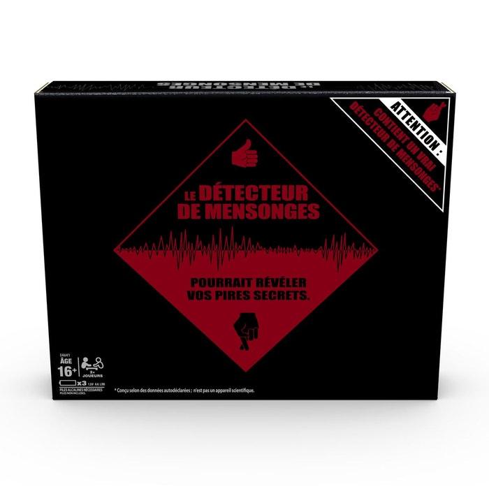Noir sans Batterie YeahiBaby D/étecteur de Mensonge Jeu de Roulette