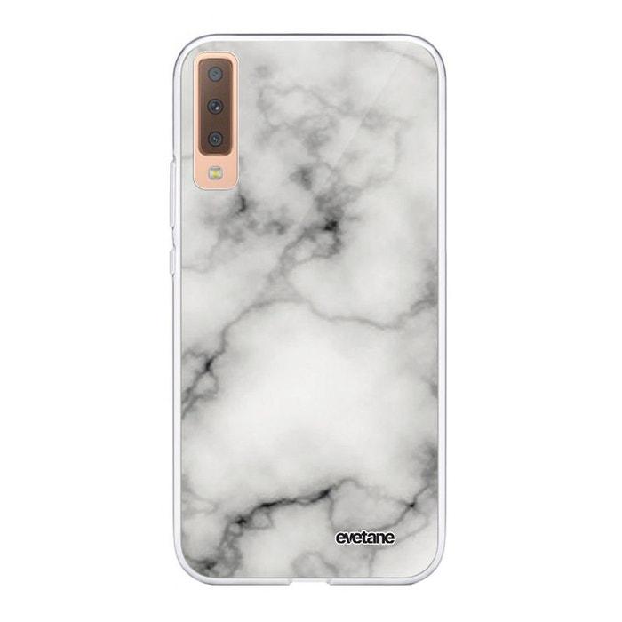 coque samsung a7 2018 marbre