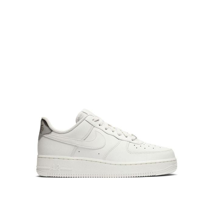 basket cuir blanche nike 7
