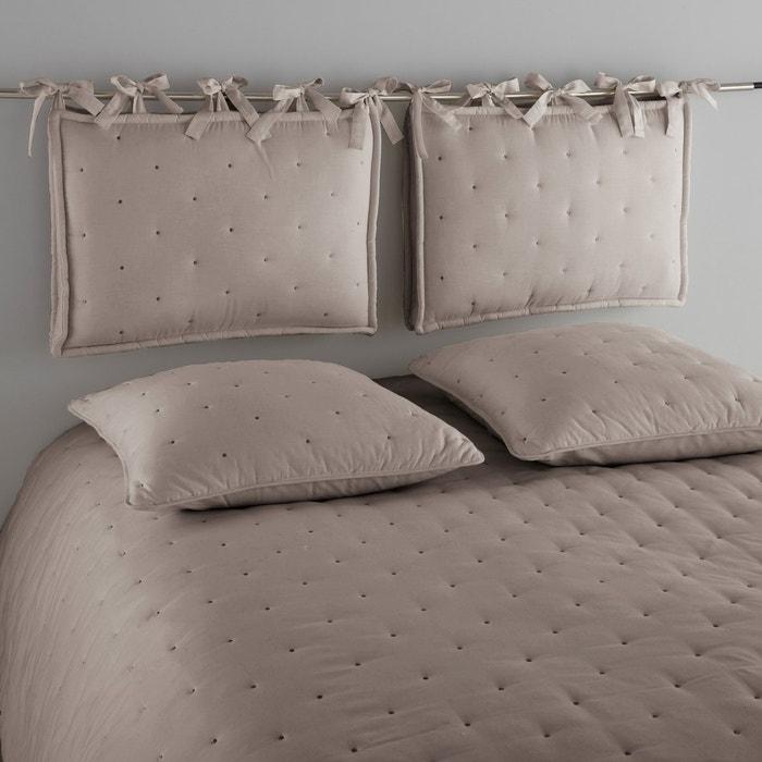 Cuscino per testata del letto imbottito, aéri La Redoute ...