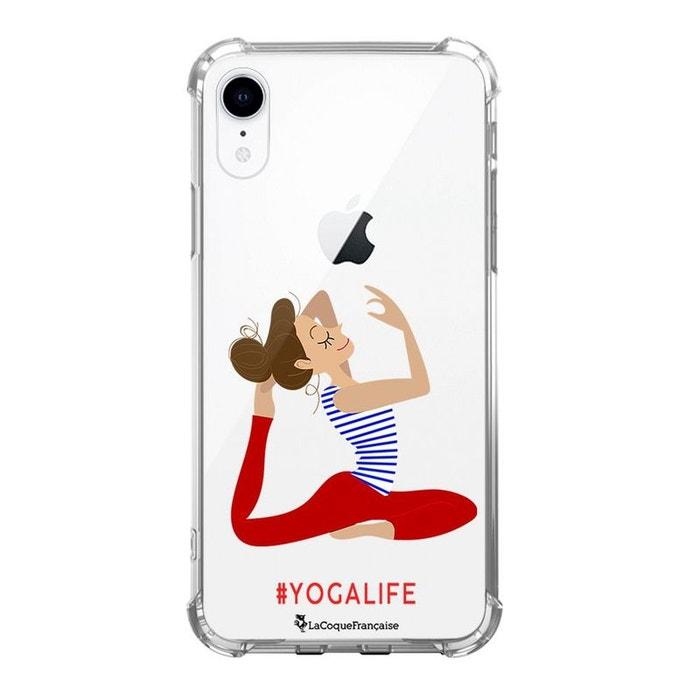 coque iphone xr yoga
