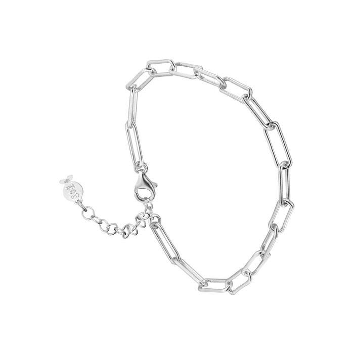 clio blue bracelet argent