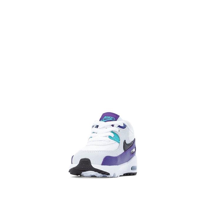 Baskets air max 90 (td) toddler blancviolet Nike | La Redoute