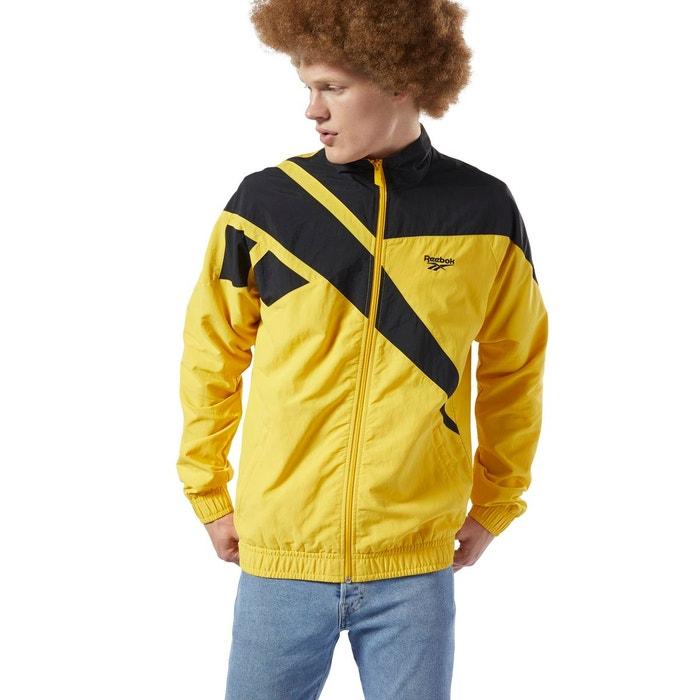 Veste de survêtement classics vector jaune Reebok Classics