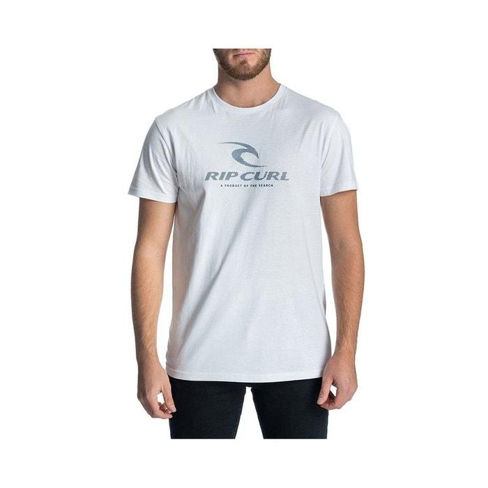 Rip Curl Pic Icône T-shirt homme-Noir Toutes Tailles