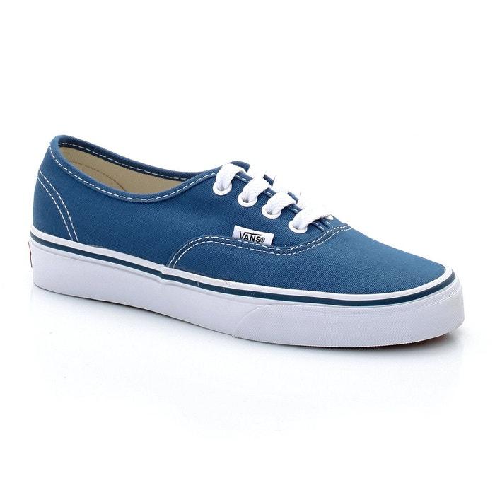 vans authentic bleu marine