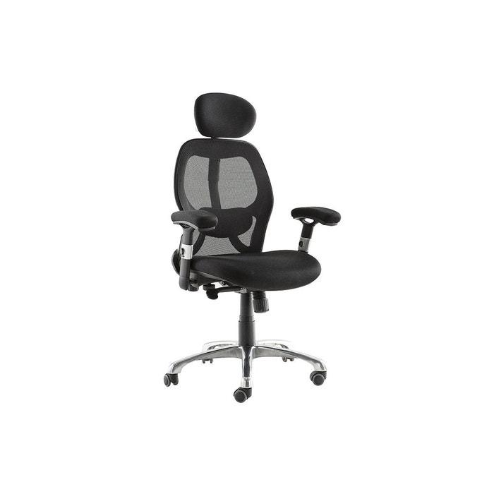 Fauteuil de bureau ergonomique ultimate v2 plus Miliboo   La