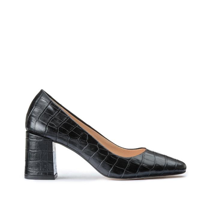 Sapatos com presilha, detalhe fantasia La Redoute