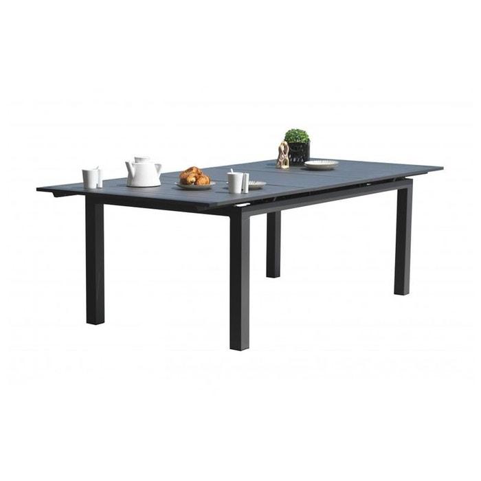 Table miami 180/240x100 cm avec rallonge automatique, en ...