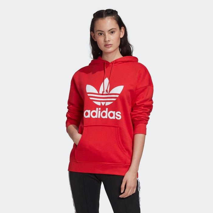 adidas Sweat Crop Trefoil Femme Sweat Shirt 38: