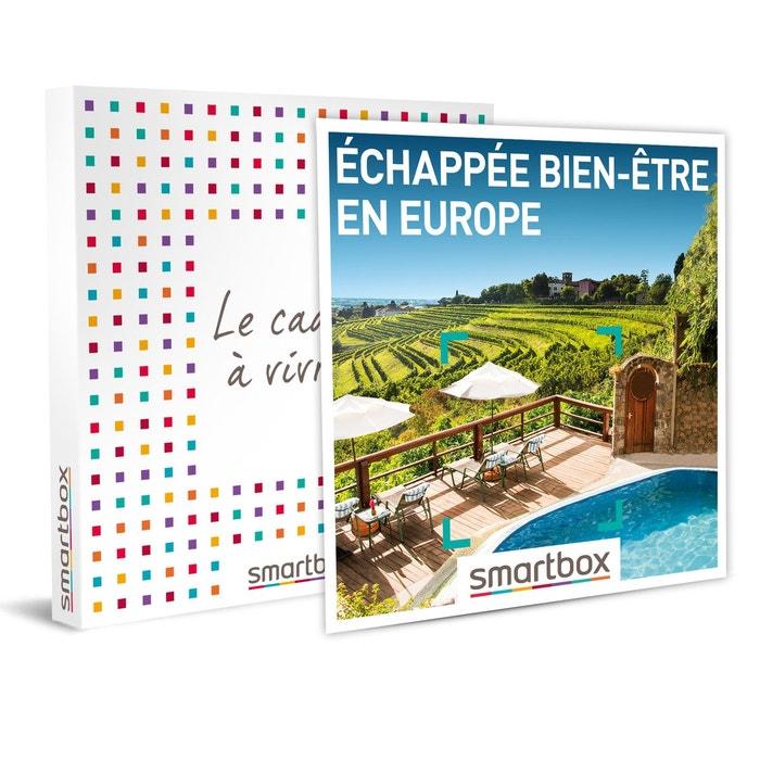 Smartbox Echappee Bien Etre En Europe Coffret Cadeau Sejour