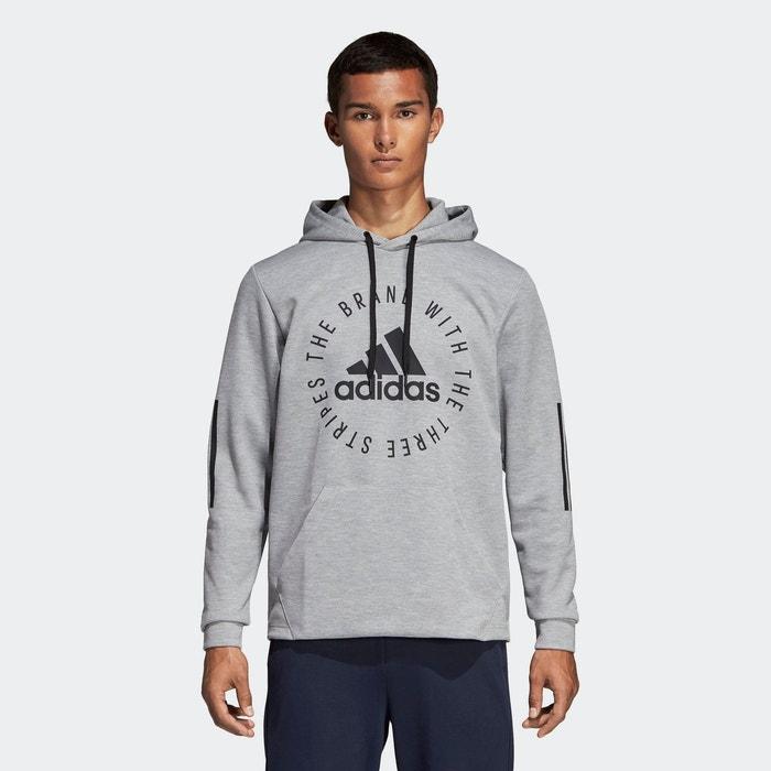 Veste à capuche sport id Adidas Performance | La Redoute