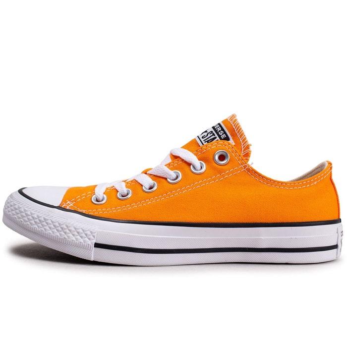 converse basse orange, le meilleur porte . vente de maintenant