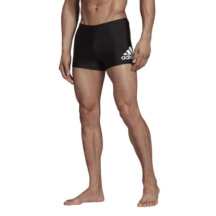 Boxer de bain logo noir Adidas Performance | La Redoute