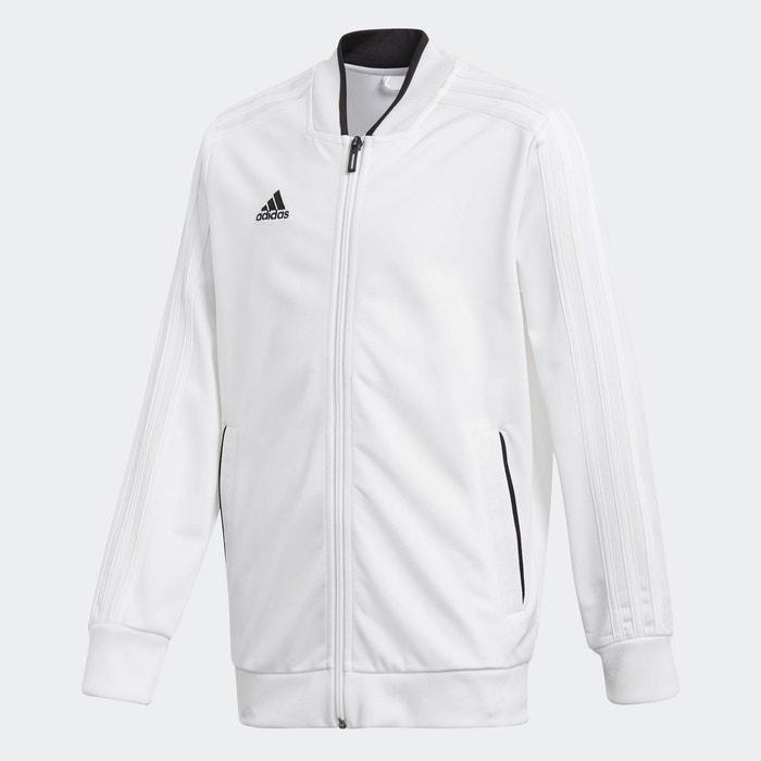 Veste condivo 18 blanc Adidas Performance | La Redoute
