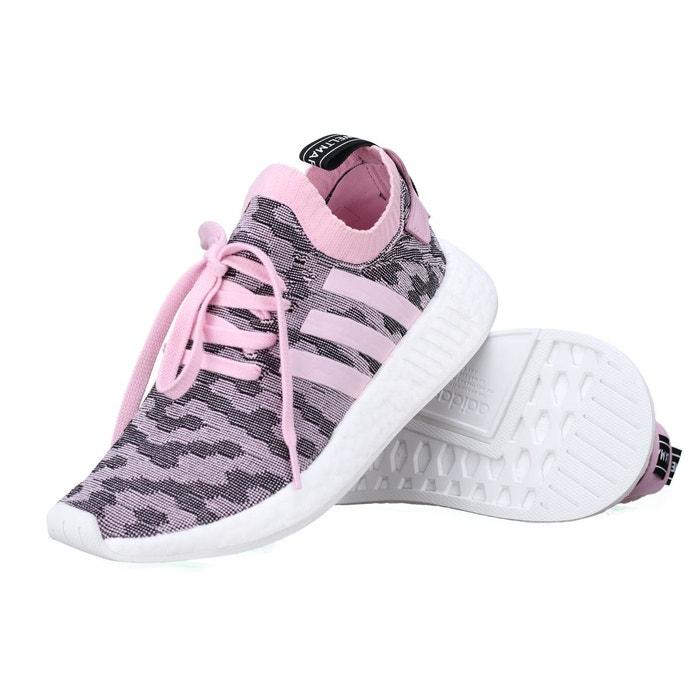 Chaussure nmd_r2 primeknit rose Adidas Originals   La Redoute