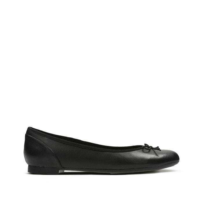 Ballerines couture bloom noir CLARKS
