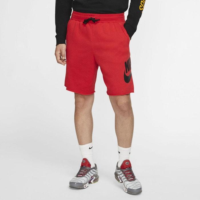 Short nike sportswear rouge Nike | La Redoute
