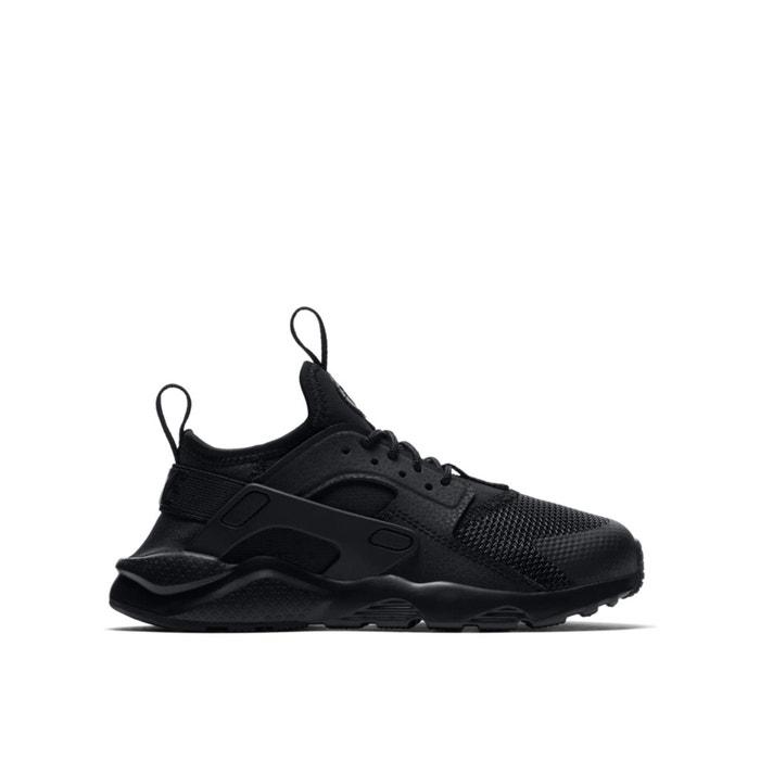 Black Nike Air Huarache Ultra Children