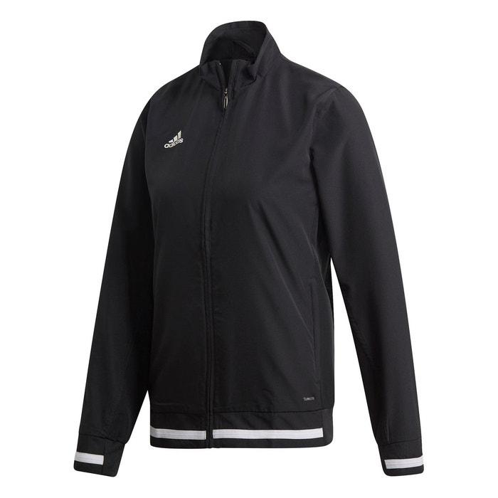 Veste team 19 woven noirblanc Adidas | La Redoute